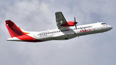HK-5039 - ATR 72-212A(600) - Avianca Express