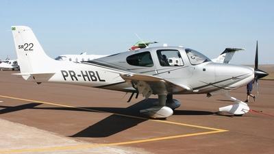 PR-HBL - Cirrus SR22 Grand - Private