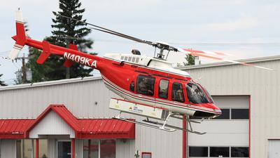 N409KA - Bell 407 - Private