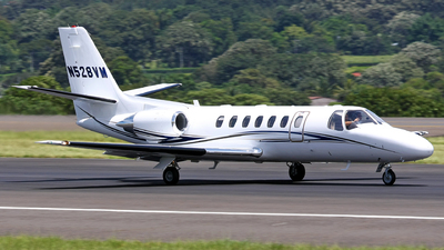 N528VM - Cessna 560 Citation Ultra - Private