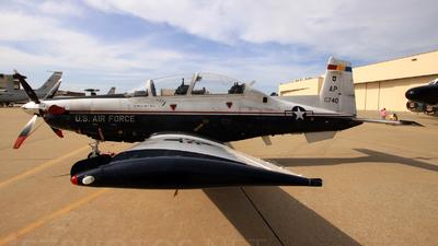 04-3740 - Raytheon T-6A Texan II - United States - US Air Force (USAF)