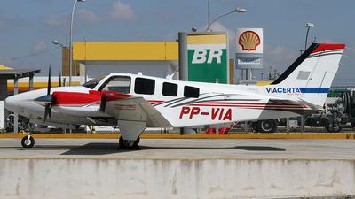 A picture of PPVIA - Beech G58 Baron - [TH2483] - © Bruno Orofino