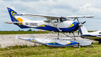 RA-0983G - Cessna 182N Skylane - Private
