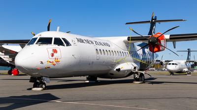ZK-MVL - ATR 72-212A(600) - Air New Zealand