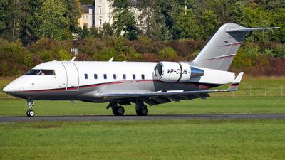 VP-CJS - Dassault Falcon 7X - Private