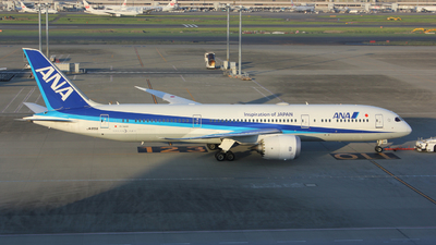 JA891A - Boeing 787-9 Dreamliner - All Nippon Airways (ANA)