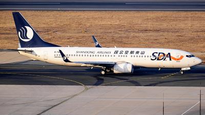 B-7805 - Boeing 737-85N - Shandong Airlines