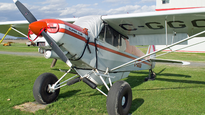 C-GGOA - Piper PA-18-150 Super Cub - Private