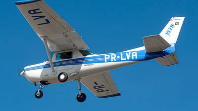 PR-LVA - Cessna 152 II - Aero Club - Jundiaí
