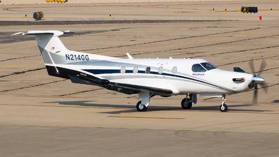 N214GG - Pilatus PC-12/47E - Private