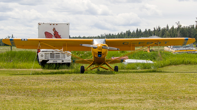 C-FSBT - Piper PA-18 Super Cub - Private