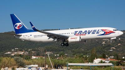 OK-TSE - Boeing 737-81D - Travel Service