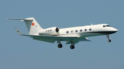 B-8155 - Gulfstream G450 - Private