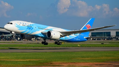 B-2737 - Boeing 787-8 Dreamliner - China Southern Airlines