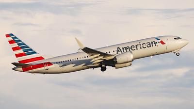 N339SU - Boeing 737-8 MAX - American Airlines
