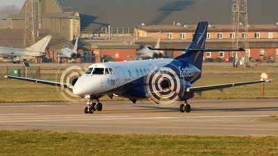 G-MAJA - British Aerospace Jetstream 41 - Eastern Airways