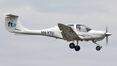 VH-YTU - Diamond DA-40 Diamond Star - Flight Training Adelaide