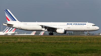 F-GTAK - Airbus A321-212 - Air France