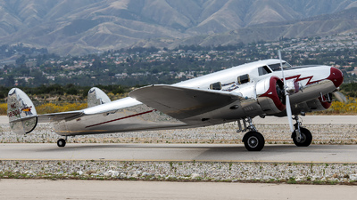 NC18906 - Lockheed 12A Electra - Private