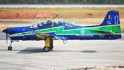 FAB1327 - Embraer T-27 Tucano - Brazil - Air Force