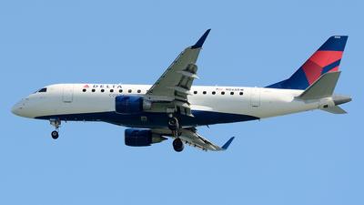 N868RW - Embraer 170-100SE - Delta Connection (Republic Airlines)