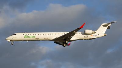 EC-MFC - Bombardier CRJ-900 - Binter Canarias (Air Nostrum)