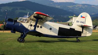 OK-VHC - PZL-Mielec An-2 - Aero Club - Benesov