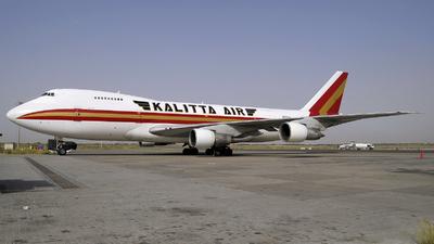 N701CK - Boeing 747-259B(SF) - Kalitta Air