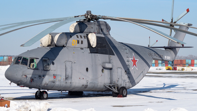 RF-36019 - Mil Mi-26T Halo - Russia - Air Force