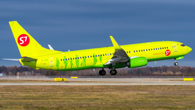 A picture of VQBMG - Boeing 7378LP - S7 Airlines - © Alexander Lebedev