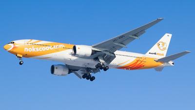 HS-XBG - Boeing 777-212(ER) - NokScoot
