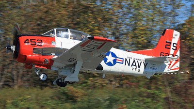 N76TP - North American T-28C Trojan - Private