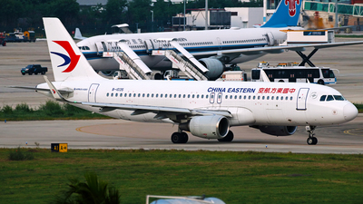 B-1035 - Airbus A320-214 - China Eastern Airlines