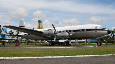 43536 - Douglas DC-6B - Taiwan - Air Force
