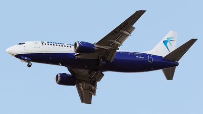 YR-BAP - Boeing 737-3Y0 - Blue Air