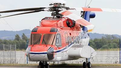 A picture of GCHCS - Sikorsky S92A Helibus - CHC Helikopter Service - © Witold Ozimek