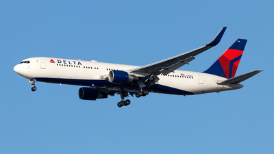 A picture of N178DN - Boeing 767332(ER) - Delta Air Lines - © Oliver Richter