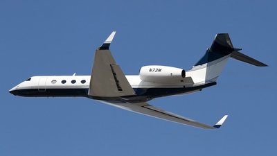 N73M - Gulfstream G-V - Private