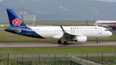 B-1648 - Airbus A320-214 - Qingdao Airlines