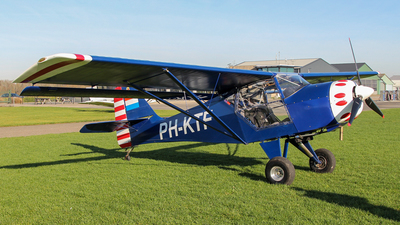 PH-KTF - Denney Kitfox 4 - Private