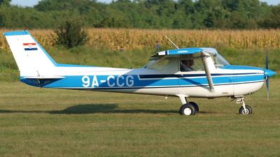9A-CCG - Reims-Cessna F150L - Private
