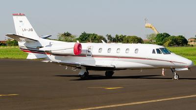 LV-JIQ - Cessna 560XL Citation Excel - Private