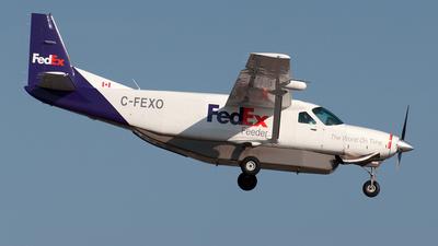 C-FEXO - Cessna 208B Super Cargomaster - Fedex Feeder (Morningstar Air Express)
