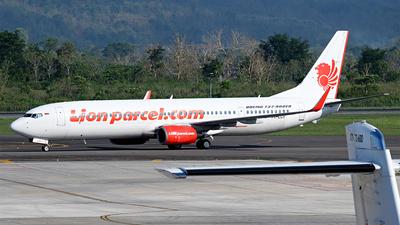 PK-LGY - Boeing 737-9GPER - Lion Air