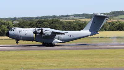 A picture of ZM411 - Airbus A400M -  - © Ian Howat
