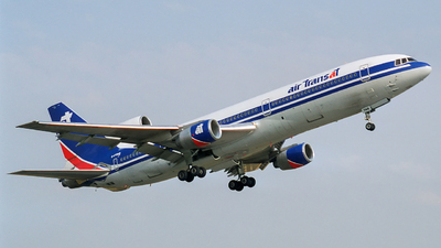C-FTNB - Lockheed L-1011-150 Tristar - Air Transat