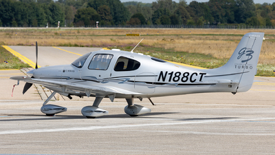 N188CT - Cirrus SR22-GTS G3 Turbo - Private