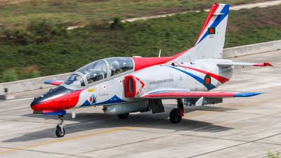 14321 - Hongdu K-8W Karokorum - Bangladesh - Air Force