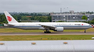 B-2090 - Boeing 777-39LER - Air China