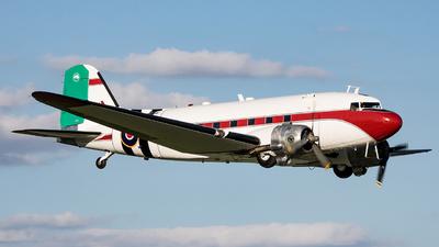 C-FDTD - Douglas DC-3C - Private